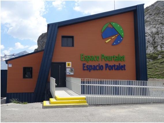 Oficina de Turismo AECT EspacioPortalet